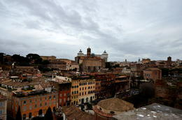 Photo of Rome Skip the Line: Ancient Rome and Colosseum Half-Day Walking Tour View of the City of Rome from the top of the Palatine Hill