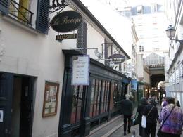 Photo of Paris Paris Chocolate and Pastry Food Tour Walking the narrow streets