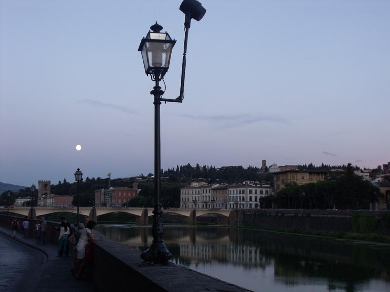 At Nightfall - Florence