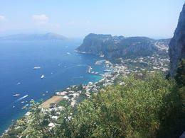 Photo of Rome Capri Day Trip from Rome Anacapri view