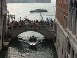 Photo of Venice Skip the Line: Doge's Palace Secret Itineraries Tour Bridge of Sighs
