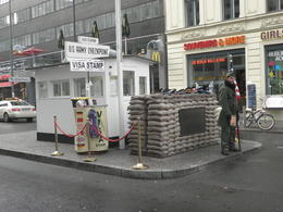 Photo of Berlin Berlin City Hop-on Hop-off Tour Checkpoint Charlie
