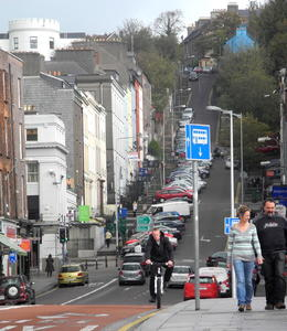 View of Cork, Ireland , Lora G - October 2011