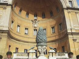 Photo of Rome Skip the Line: Vatican Museums, Sistine Chapel and St Peter's Basilica Half-Day Walking Tour Cour intérieure