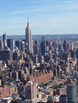 Photo of New York City Manhattan Sky Tour: New York Helicopter Flight Empire State Building