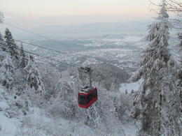Photo of   Felsenegg Cable car