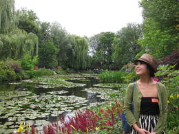 Monet's spectacular waterlily garden , Jee Hyun K - July 2012