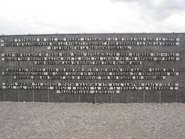 Photo of Munich Dachau Concentration Camp Memorial Small Group Tour from Munich Message