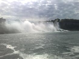 Photo of   Niagara Falls from Maid of the Mist
