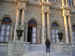 The Dolmabahçe Palace is rich in captivating history , Vincent K - December 2015