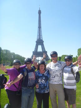 We all such a wonderful time during Ricardo's Segway Tour. , Trudge - June 2013