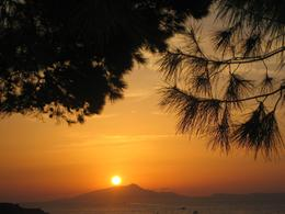 Do NOT miss these beautiful sunsets at the hotel in Sorrento!!!!!!, Brian S - September 2008
