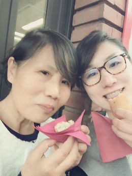 Eating famous supplies!! , didi311 - March 2015
