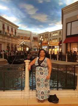 This hotel is gorgeous! ! I want to stay here my next visit to Vegas. , Regina J - October 2015