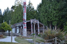 Photo of Seattle Tillicum Village Cultural Experience Tillicum Village Lodge House