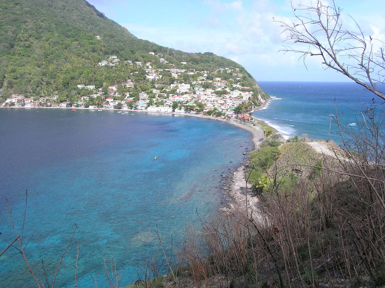 Looking back at Dominica