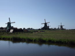Photo of Amsterdam Zaanse Schans Windmills, Marken and Volendam Half-Day Trip from Amsterdam Windmills at Zaanse Schans