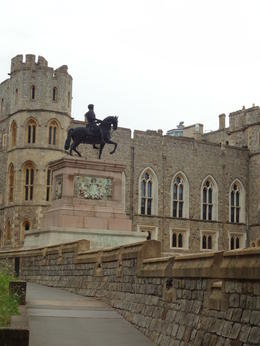 Totally eye candy at Windsor Castle - no wonder the Queen likes to stay here! , Ivona C - August 2013