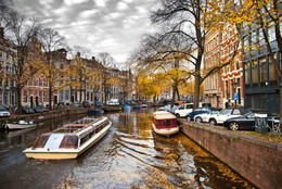 Photo of   Amsterdam Canals