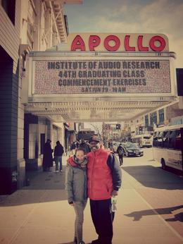 Photo of New York City New York Hip-Hop Tour Apollo Theater in Harlem