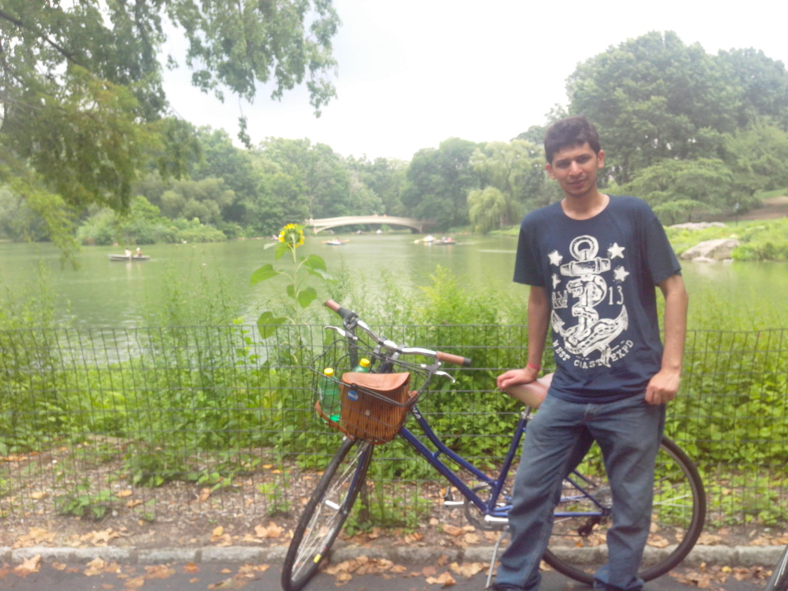 Best bike ride experience ever in Central Park,NYC !!!