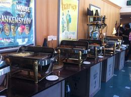 Photo of Los Angeles The VIP Experience at Universal Studios Hollywood Buffet Lunch