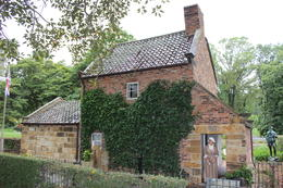 Photo of   Cooks Cottage at Fitzroy Gardens