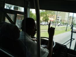 our driver-tour guide ., Eugene K - April 2010