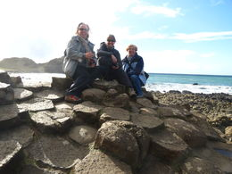 Giant's Causeway , Nancy B - April 2015