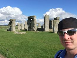 Stonehenge, Galen A - September 2015