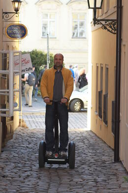 Prague City Segway Tour - April 2013