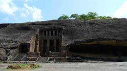 Photo of Mumbai Private Tour: Kanheri Caves, Elephanta Caves or Karla and Bhaja Caves from Mumbai Kanheri Caves
