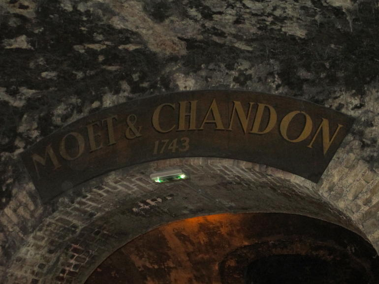 Moet et Chandon - Paris