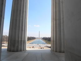 Photo of New York City Washington DC Day Trip from New York monumento a Lincon