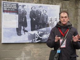 Photo of Berlin Sachsenhausen Concentration Camp Memorial Walking Tour Our Guide Kevin