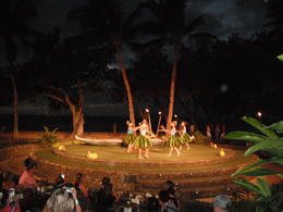 Photo of Maui Old Lahaina Luau Maui Part of the show