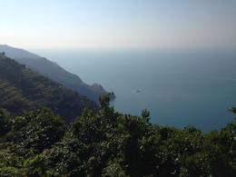 Photo of Florence Cinque Terre Hiking Day Trip from Florence sea view