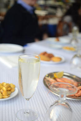 Photo of Lisbon Experience Lisbon: Small-Group Walking Tour with Food and Wine Tastings seafood