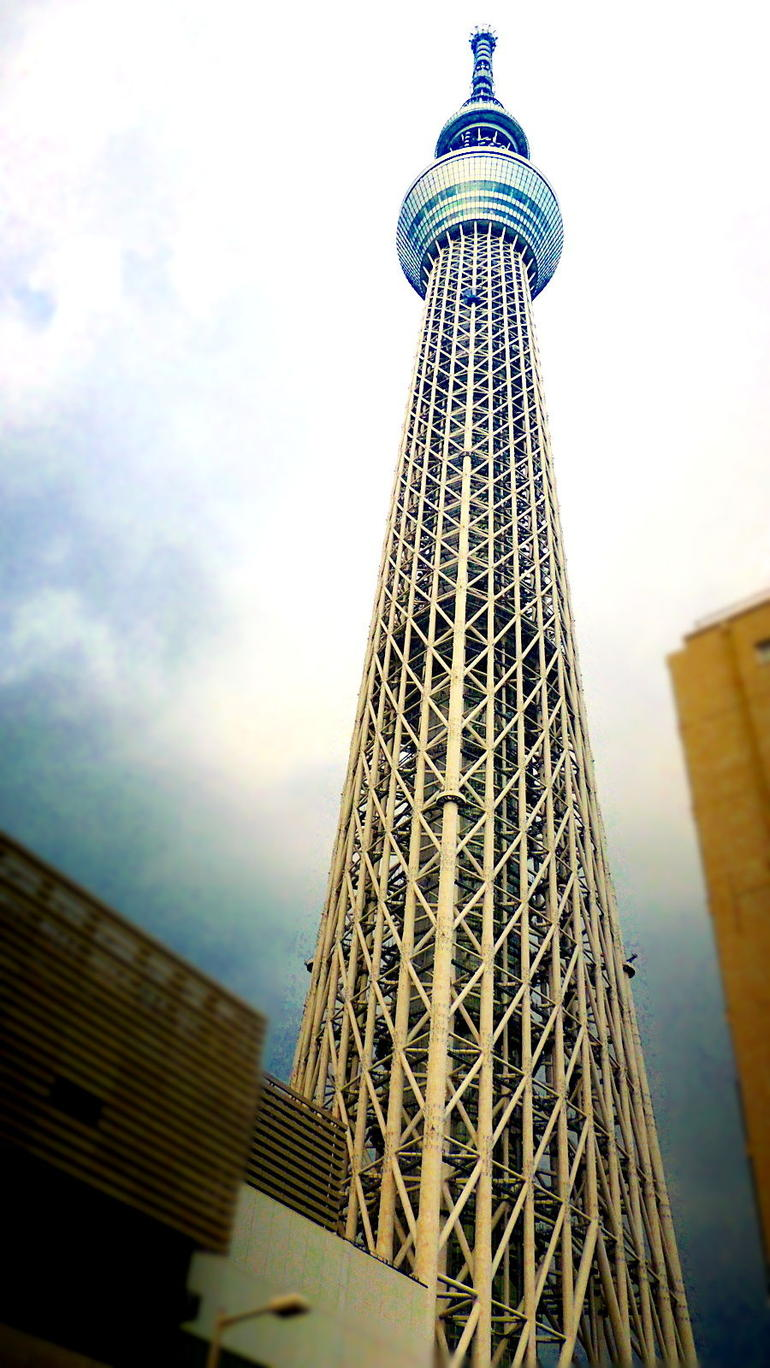 Skytree tower - Tokyo