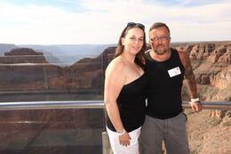 Photo of Las Vegas Skip the Line: Grand Canyon Skywalk Express Helicopter Tour Skywalk photo