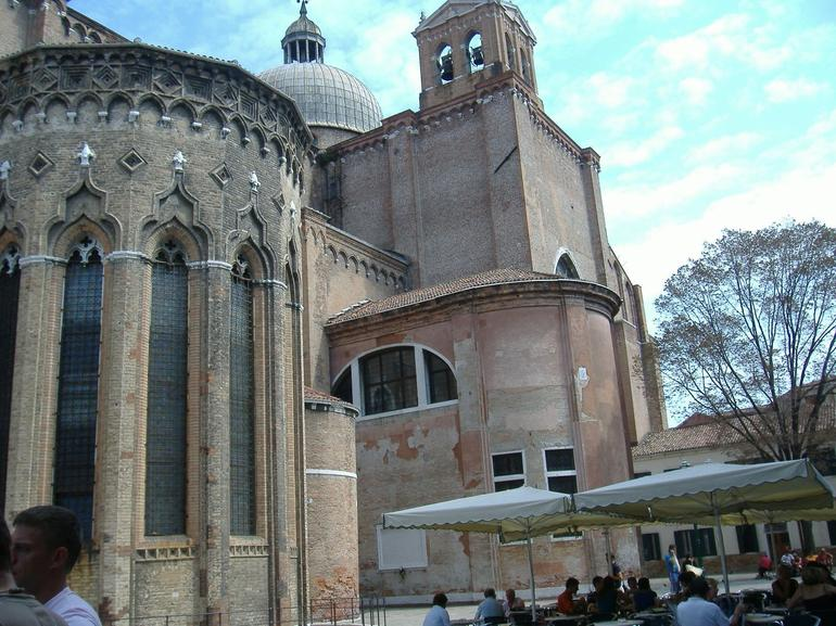 So many churches - Venice