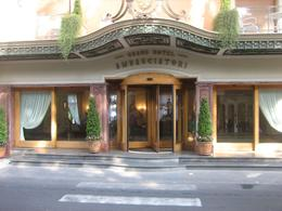 Front of our Hotel in Sorrento, Brian S - September 2008