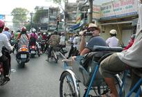 Photo of Ho Chi Minh City Ho Chi Minh Cyclo and Walking Small Group Adventure Tour