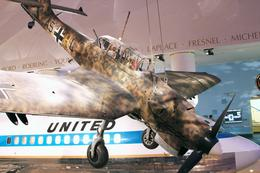 Photo of Chicago Chicago CityPass Stuka Dive Bomber @ the Museum of Science