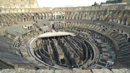 Photo of Rome Ancient Rome and Colosseum Tour: Underground Chambers, Arena and Upper Tier The one and only Colosseum