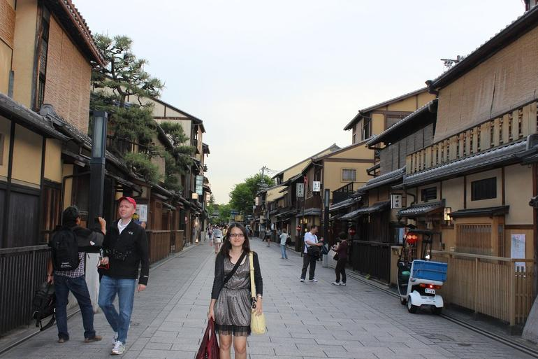 Traditional Steet in Gion - Kyoto