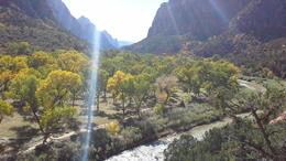 Photo of Las Vegas 3-Day National Parks Camping Tour: Grand Canyon, Zion, Bryce Canyon and Monument Valley from Las Vegas Zion National Park