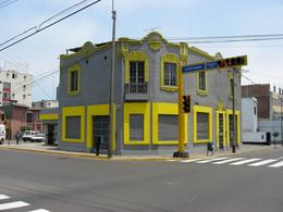 Colorful building in the Miraflores District in Lima., Bandit - December 2010