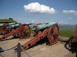 Photo of Copenhagen Castles Tour from Copenhagen: North Zealand and Hamlet Castle Cannon's At Sweden