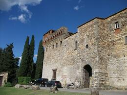 Photo of Florence Chianti Region Wine Tasting Half-Day Trip from Florence Castello